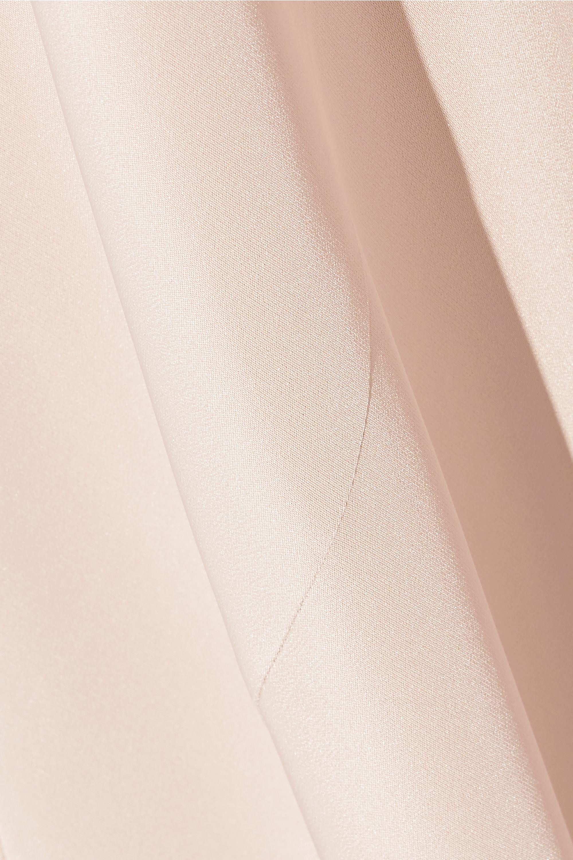 Tibi Silk crepe de chine maxi dress