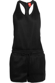 Nike NikeCourt Hypermesh and jersey playsuit