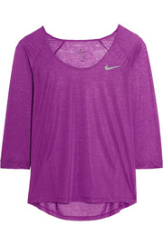 Cool Breeze Dri-FIT slub jersey top