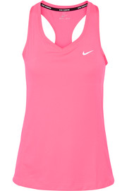 Miler Dri-FIT stretch-jersey tank
