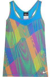 Nike Pro Hypercool Frequency Dri-FIT stretch-jersey tank