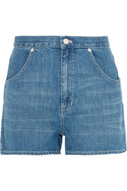 Westside denim shorts