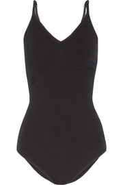 Yummie by Heather Thomson Conner convertible stretch-jersey bodysuit