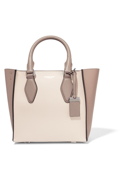 4d2bdc10118e Michael Kors Collection | Gracie small leather tote | NET-A-PORTER.COM