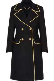 Burberry Prorsum Double-breasted cashmere coat