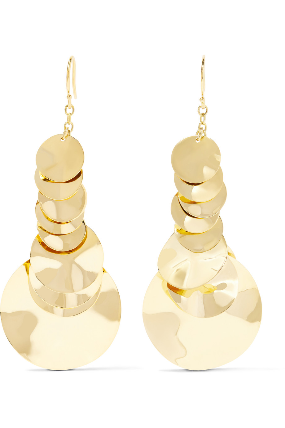 Ippolita Glamazon Spotlight 18-Karat Gold Earrings, Women's