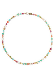 Ippolita Rock Candy® 18-karat gold multi-stone necklace