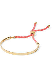 Fiji gold-plated bracelet
