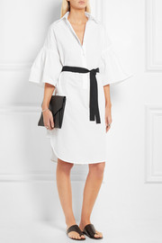 Freedom For All cotton-poplin dress
