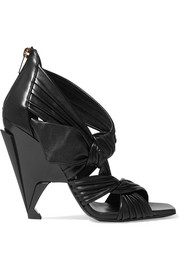 Kyle knotted leather sandals