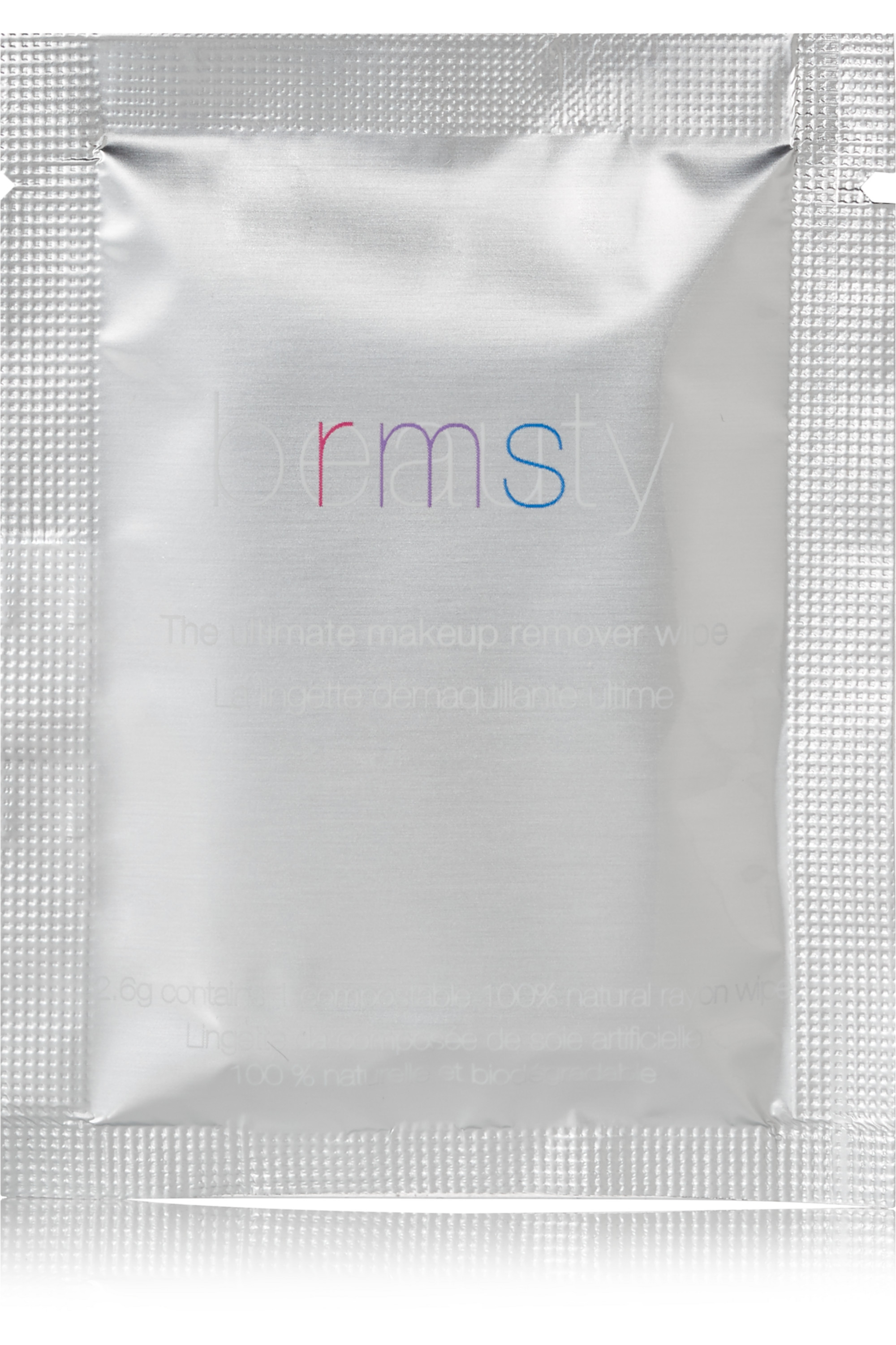 RMS Beauty The Ultimate Makeup Remover Wipes x 20