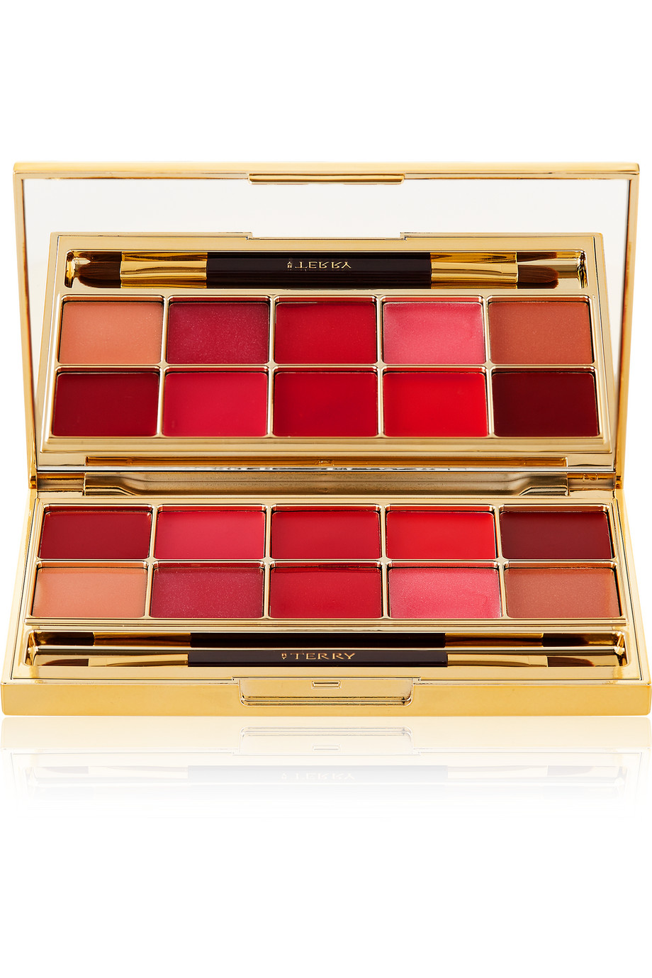 Gold - Jewel Lip Kiss Palette, by By Terry
