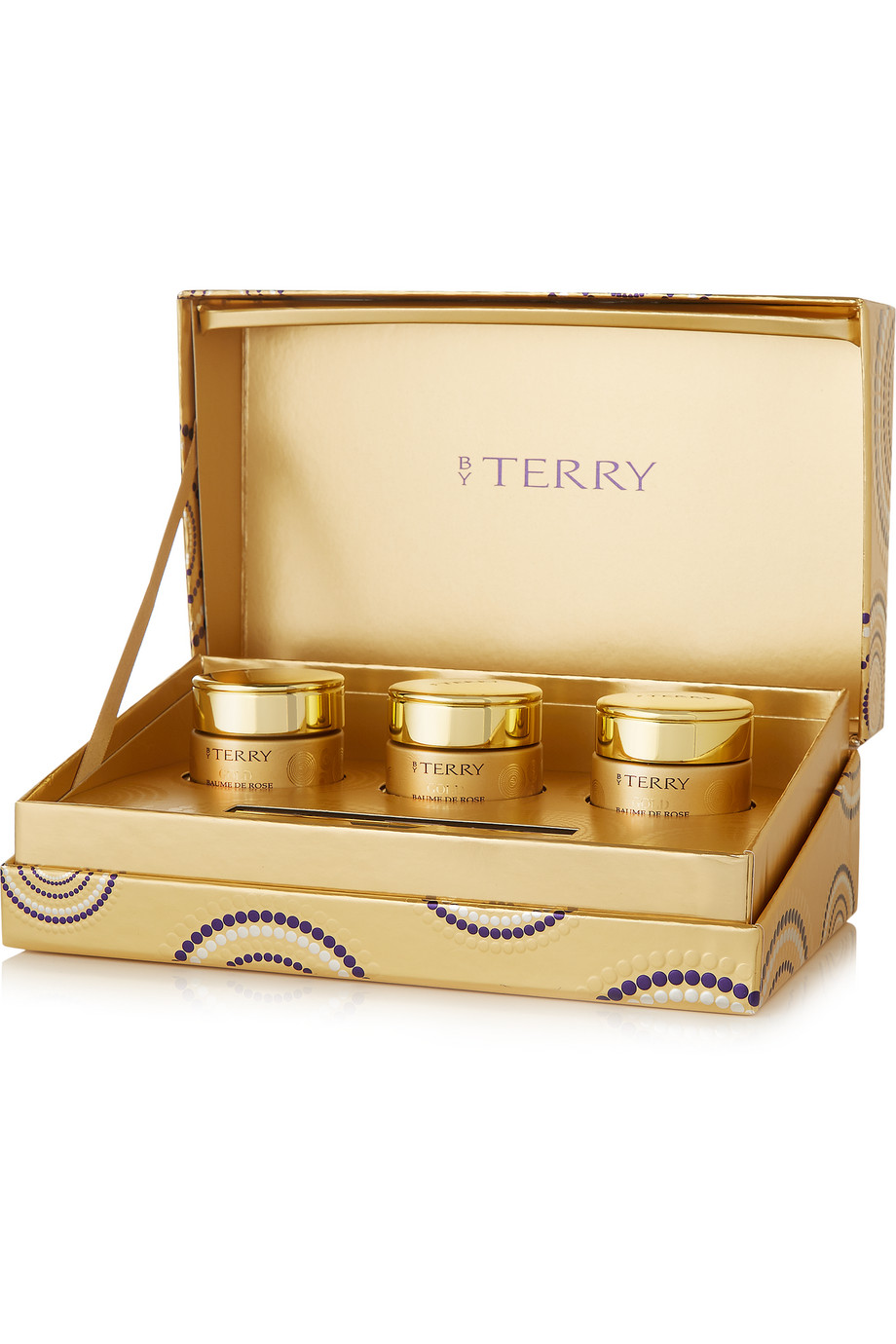 Gold Baume De Rose Trio Deluxe, by By Terry