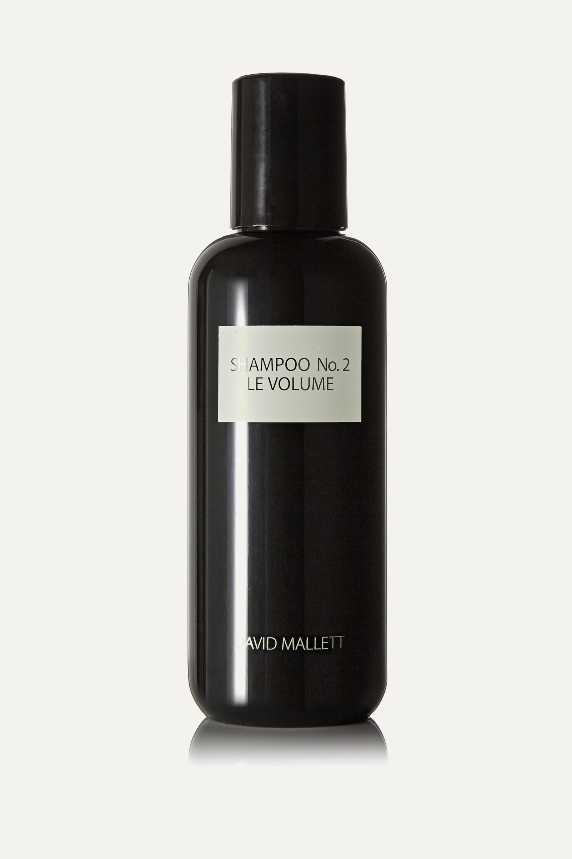 David Mallett Shampoo No.2: Le Volume, 250ml