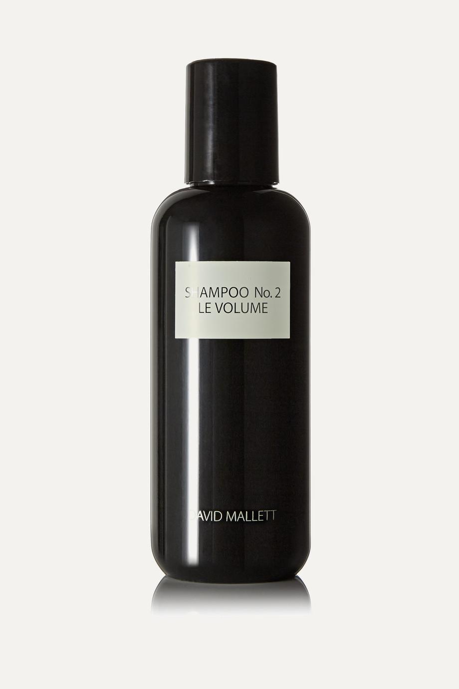 David Mallett Shampoo No.2: Le Volume, 250 ml – Volumenshampoo