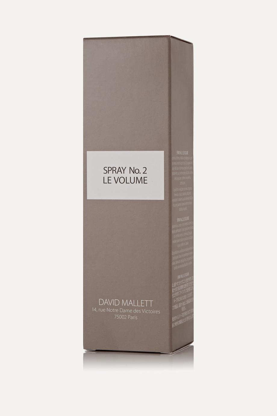 David Mallett Spray No.2: Le Volume, 150 ml – Stylingspray