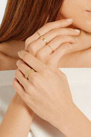 Jennifer Meyer Je T'aime 18-karat gold ring