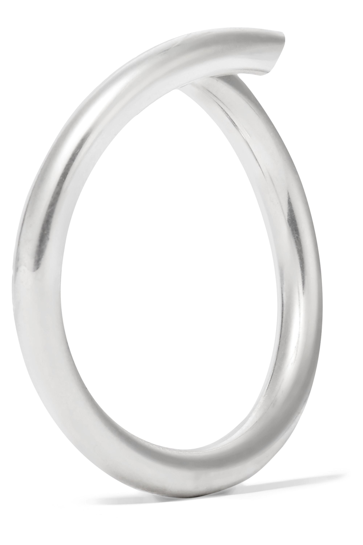 Sophie Buhai Silver hoop earrings