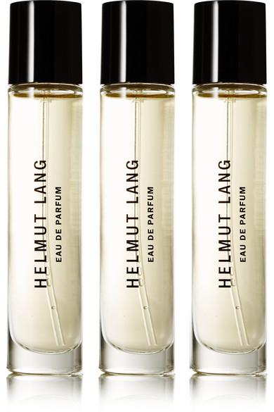helmut lang female helmut lang eau de parfum lavender rosemary artemisia 3 x 10ml