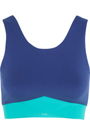 IVY PARK Stretch-jersey sports bra