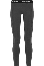 IVY PARK Low-rise stretch-jersey leggings