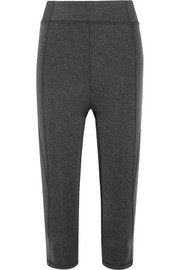 IVY PARK Stretch-jersey capri leggings
