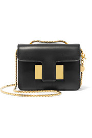 Sienna small leather shoulder bag