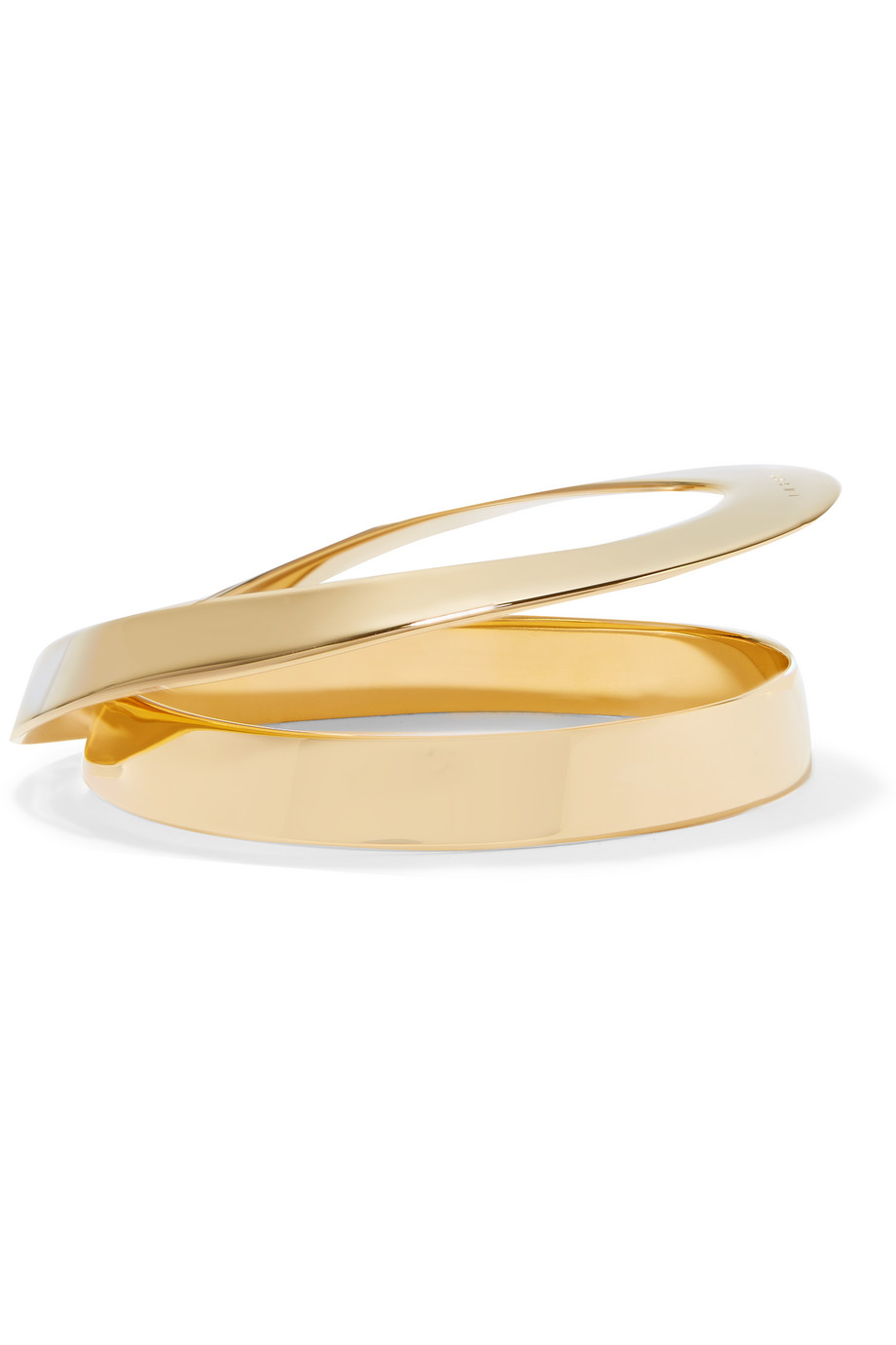 Marni Gold-Plated Bracelet, Women's