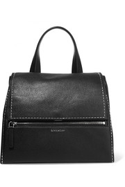 Givenchy Medium Pandora Pure bag in embellished black textured-leather