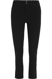 Feriel stretch linen-blend skinny pants