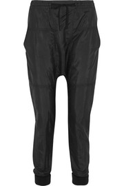 Isabel Marant Keegan satin-shell tapered pants