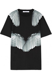 Givenchy T-shirt in printed cotton-jersey