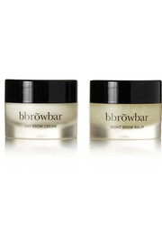 BBROWBAR Brow Conditioning Duo - Day Cream and Night Balm