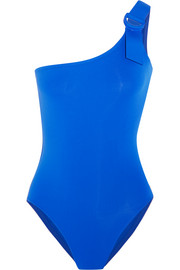 Petula Nikki one-shoulder swimsuit