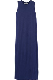 Ormanda stretch-jersey maxi dress