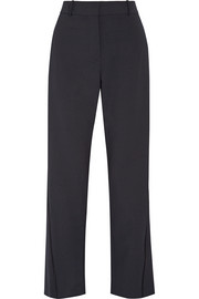 Haruna stretch-wool wide-leg pants