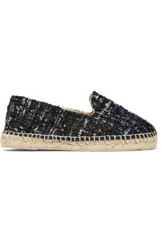 Manebi Paris tweed espadrilles