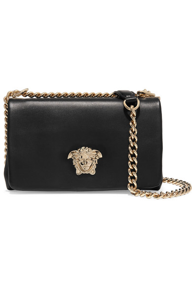 943aaf2b948b Versace | Palazzo Sultan leather shoulder bag | NET-A-PORTER.COM