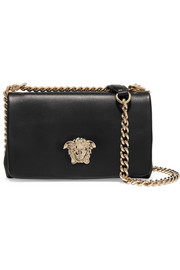 Versace Palazzo Sultan leather shoulder bag