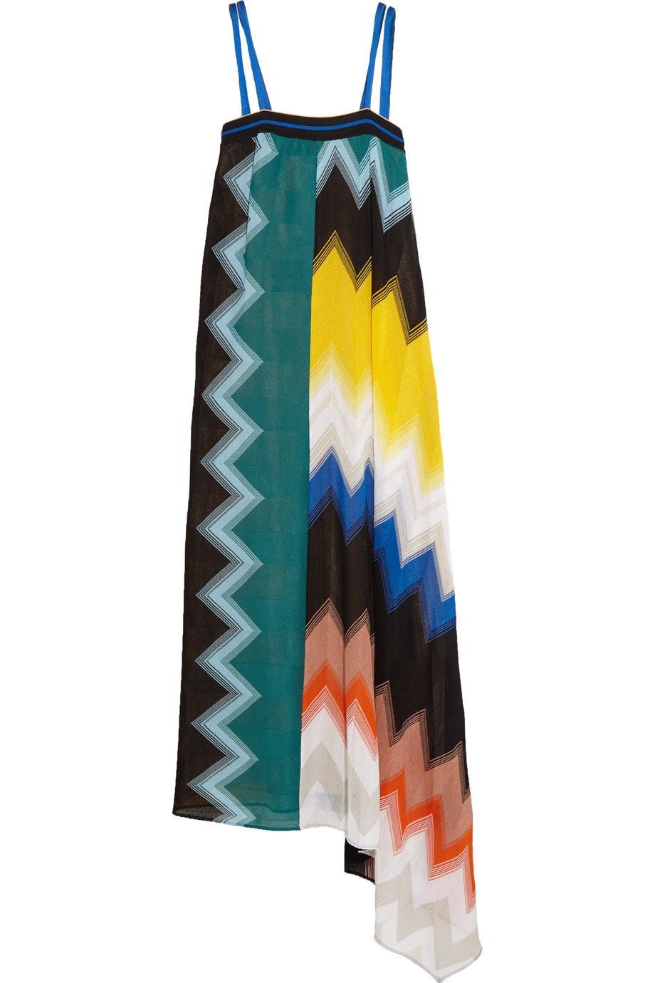 Missoni Crochet-Knit Dress, Size: 38