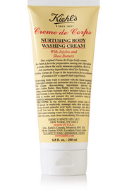 Kiehl's Since 1851 Crème de Corps Nurturing Body Washing Cream, 200ml