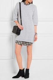 The Elder Statesman Cashmere sweater dress