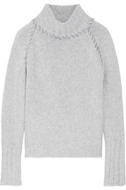 The Elder Statesman Cashmere turtleneck sweater