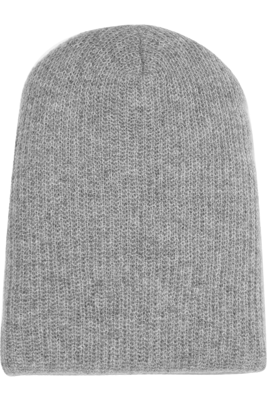 Cashmere Beanie, The Elder Statesman, Stone, Women's, Size: One size