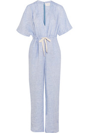 The Cape linen jumpsuit