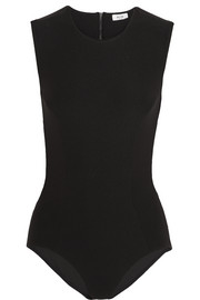 Alix Bleecker open-back stretch-jersey bodysuit