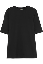 Oversized stretch-cotton jersey T-shirt