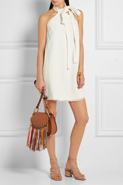 Chloé Hudson tasseled leather shoulder bag