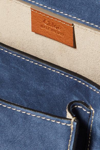Chlo�� | Jodie small suede shoulder bag | NET-A-PORTER.COM