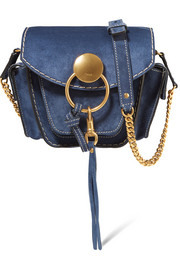Chloé Jodie small suede shoulder bag